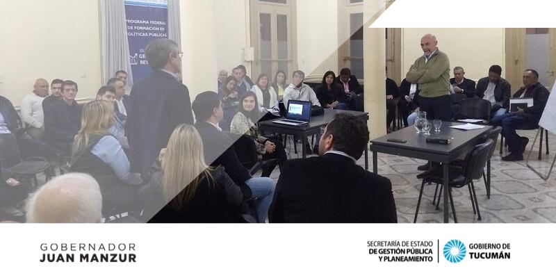 """Seminario """"Desafíos de la gestión comunal"""" destinado a concejales electos"""