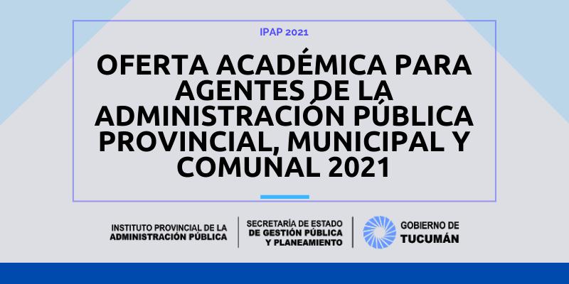 SE ENCUENTRAN ABIERTAS LAS INSCRIPCIONES PARA EL CICLO LECTIVO 2021